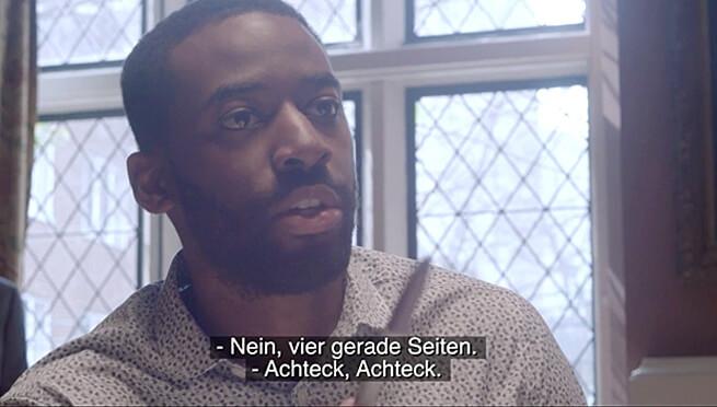 German Subtitling Shift MS